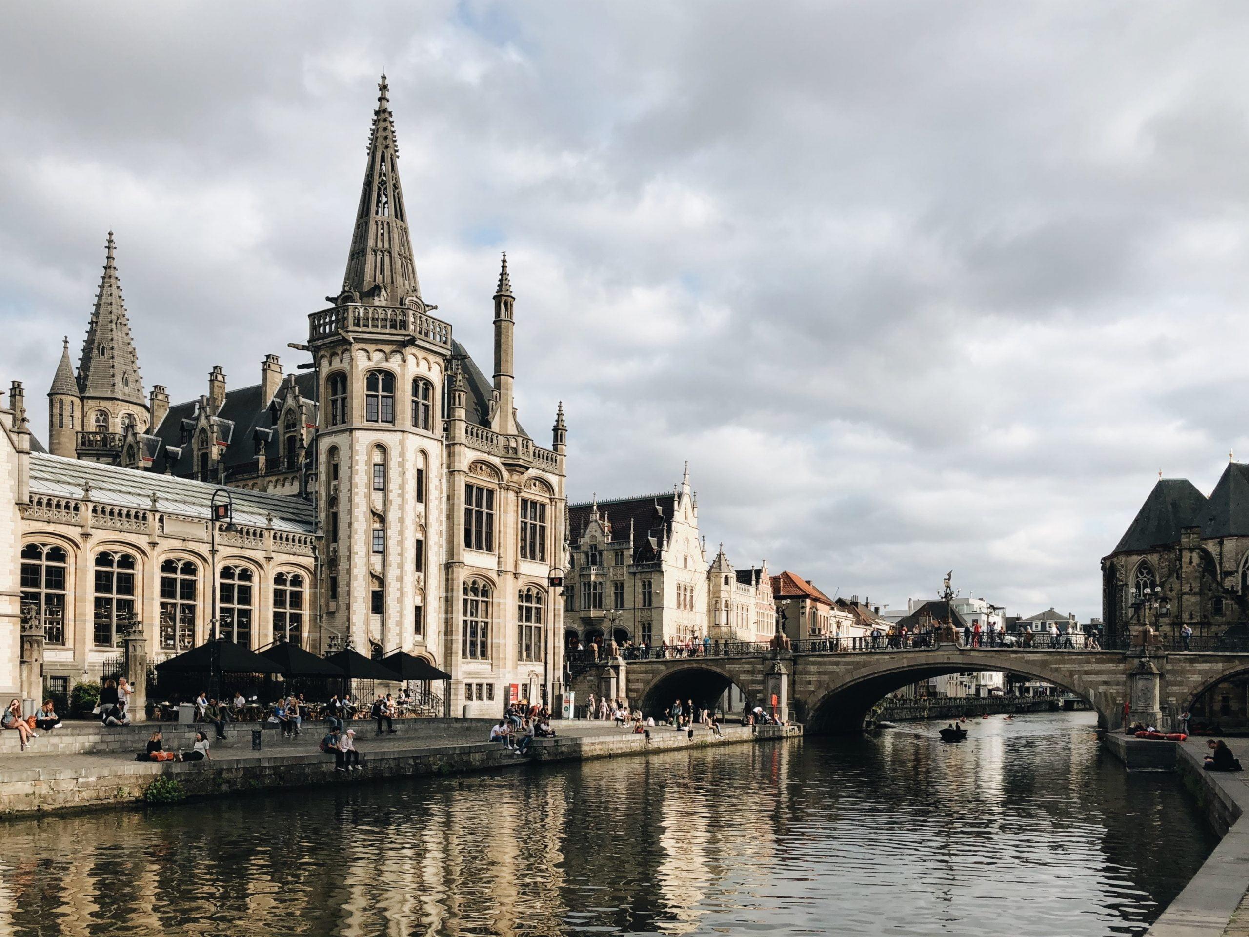 Stedentrip Gent | Vele bezienswaardigheden in centrum ...